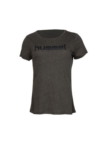 Hummel Kadın Tişört Amals 910649-6119 Yeşil